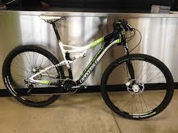 2012 Cannondale Scalpel 29er Carbon 1 Full Suspension Bikes For