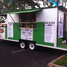 100 Truck For Sale On Maui Big Beach BBQ LLC Food S Roaming Hunger