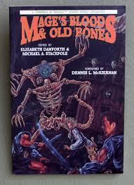 Image For Mages Blood Old Bones A Tunnels Trolls Anthology
