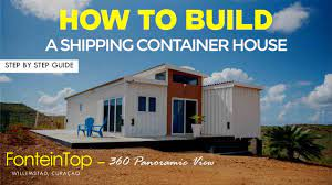 104 How To Build A Home From Shipping Containers Container House Step By Step Guide Youtube