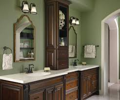 Schuler Cabinets Knotty Alder by How Much Do Bathroom Cabinets Cost Angie U0027s List