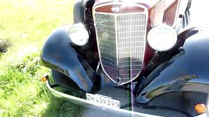 1936 International C-1 - Information And Photos - MOMENTcar