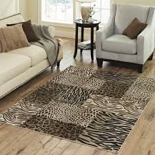 Cheetah Print Rugs