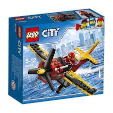 LEGO CITY Race Plane 60144   41517   Kidstuff
