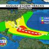 Hurricane season ramps up in August