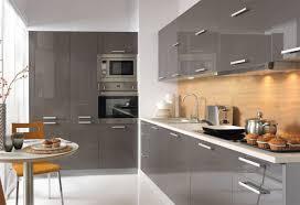 graue hochglanz küche ikea küchendekoration küchen design