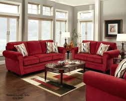 Interesting Design Red Couches Living Room Pretentious Ideas