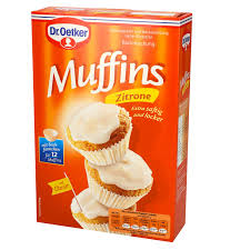 dr oetker backmischung muffins 370g aldi süd