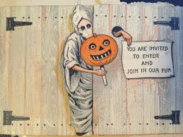 Is Halloween Capitalized by The Ephemera Of Halloween Material Matters