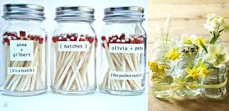 Mason Jar Wedding Favors Jars As Guest Ideas