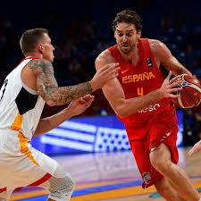 BasketballEM Deutschland Im Viertelfinale Gegen Spanien Raus