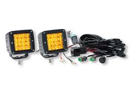LED Work Light Kit - Amber/White Strobe | Custer Products 10watt Daytime Running Lights Xkglow 3 Mode Ultra Bright 14pcs Led Led Brake Stop Light Flasher Strobe Controller 12v24v Atv 4 Amber High Power Custer Products Led Auto Down Lights Rgb Flash Under Glow Lamp 7 Colors Pattern Car Ediors 6 Hid Bulbs 120w Hideaway Emergency Hazard Warning Ford To Offer Factoryinstalled On F150 2008 Leds All Around Youtube Trucklite 92844 Black Flange Mount Remote White Can Civilians Use In Private Vehicles Installing Wolo Hideaway Kit 12v Auto Mfg Corp Vehicle Warning Lights Power Supplies Strobe