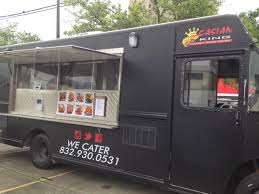 100 Food Trucks Houston Truck Reviews Casian King Korean BBQ Poboy