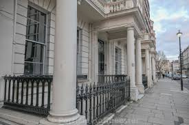 100 Beautiful White Houses White Terraced Houses In South Kensington London