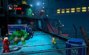 Lego Marvel That Sinking Feeling Minikit by Rock Up At The Lock Up Minikit Sets Lego Marvel Super Heroes