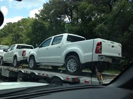 100 Hilux Truck What Are These New Toyota Doing In North America The Fast
