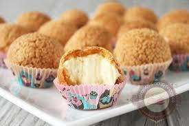 choux craquelin à la vanille surprises et gourmandises