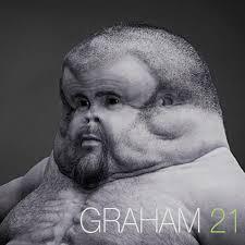 GRAHAM THE INDESTRUCTIBLE CRASH TEST DUMMY MAKES EVERY ALBUM COVER