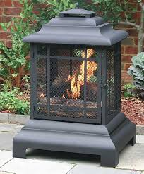 Create Your Own Spring Warm Up with Outdoor Fireplaces Outdoor