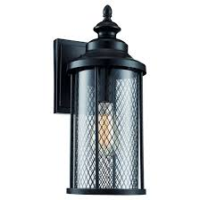 bel air lighting outdoor wall light black target