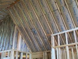 Insulated Cathedral Ceiling Panels by A Southern Accent Construction House Update Insulation
