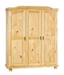kleiderschrank bern 3 türig landhausstil schlafzimmerschrank massivholz kiefer 99 30500110 steinhaus massivholzmoebel shop