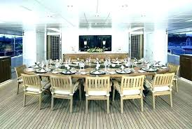 Large Dining Tables To Seat 12 Room Table Seats