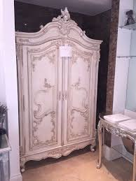 Sweetpea & Willow Distressed Antique White Raffaella Louis XV ... Mid18th Century Louis Xv Period Armoire With Chicken Wire Doors 48 Best Wardrobes Images On Pinterest Wardrobe French Xv Style 250914 Sellingantiquescouk Ikea White Tag Urban Crossings Computer Armoire Storage One Of A Kind Antique 1900 An Important Walnut Inlaid Le Trianon Antiques Painted Modern Fniture And Cat Armoires Wardrobes Stunning Vintage Triple Door 245780 Pair Antique Doors 18th Century Hand Carved