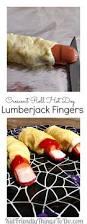 Halloween Hotdog Fingers by Crescent Roll Dog Lumberjack Fingers A Halloween Fun Food