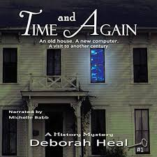 Book 1 Time And Again Cover Art