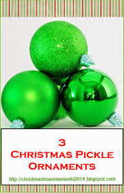 Pickle On Christmas Tree German Tradition by Best Image Of Pickle Christmas Ornament Tradition All Can