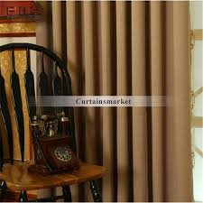 curtains online custom made of linen material
