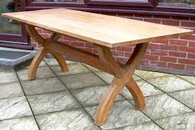 1930s Dining Table A Heals Solid Limed Oak 1930 Style Room Furniture