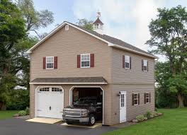 100 Garage House MEGA S 2 Story Stoltzfus Structures