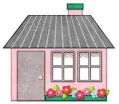 House Sweet Home Clipart