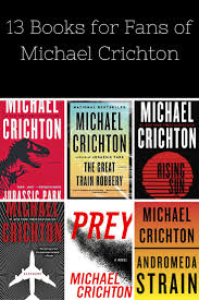 13 Books Every Michael Crichton Fan Should Read | Michael Crichton ... Jurassic Parkthe Lost World By Michael Crichton Leather Bound Best 40 Ive Spent In My Life Jurassicpark Die Besten 25 Park Michael Crichton Ideen Auf Pinterest Ideas On Funny Useless Facts Collecting Toyz Barnes Noble Exclusive Funko Mystery Box World Nook Hd Pocketlint Park Collection The My And Receipt Came With Suggestions Mildlyteresting Free Travel Posters When You Preorder Bluray From