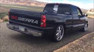 My 2003 Gmc Sierra 4/6 Lowered - YouTube 2003 Gmc Sierra 2500 Information And Photos Zombiedrive 2500hd Diesel Truck Conrad Used Vehicles For Sale 1500 Pickup Truck Item Dc1821 Sold Dece Sierra Hd Crew Cab 4wd Duramax Diesel Youtube Chevrolet Silverado Wikipedia Classiccarscom Cc1028074 Photos Informations Articles Bestcarmagcom Slt In Pickering Ontario For K2500 Heavy Duty At Csc Motor Company 3500 Flatbed F4795 Sol
