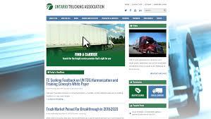 100 Ontario Trucking Association TRANSCAER