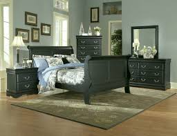 Black Leather Headboard Double by Latest Black Master Bedroom Set Leather Headboards Double Bed