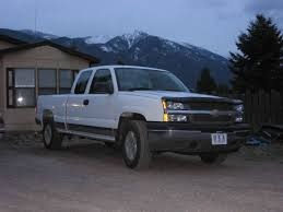 Vanilla: 2005 Chevy Silverado 1500 Build. | Expedition Portal