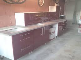 placard de cuisine pas cher placard cuisine moderne finest photo de couleur meuble de cuisine