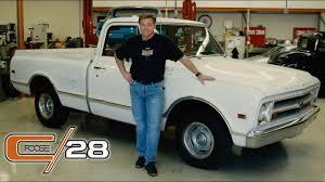 100 Chip Foose Truck Design 1967 Chevy C28 Project Part 18 Build Overview