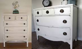 Image Of Chalk Paint Projects Distressed