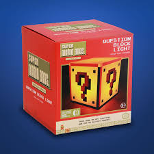 question block light officially licensed super mario light menkind