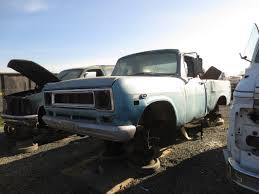 Junkyard Find: 1971 International Harvester 1200D Pickup - The ... Junkyard Find 1971 Intertional Harvester 1200d Pickup The School Me On 345 Hamb Whats On First 1972 Truck Photos Loadstar Parts Ih Your Sold1967 908 Series 50780 Miles 266 V8 For Advertisement Archives Old Autolirate 1960 B100 1969 Scout Fast Lane Classic Cars Eagle Heavyweight Party Pinterest Ih