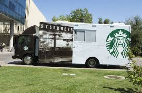 100 Coffee Trucks Starbucks Is Bringing To College Campuses