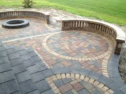 Menards Patio Paver Patterns by Uni Decor Concrete Patio Pavers Boston Ma And Lovely Bricks