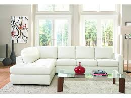 Natuzzi Editions Castello Sofa by Living Room Denver 2 Piece Leather Sectional Ivory