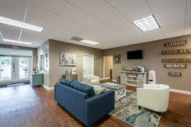 Leasing Office Interior At Waterchase Apartment Homes In Largo Florida FL
