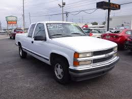 100 Used Truck Motors 1997 Chevrolet CK 1500 Ext Cab 1415 WB At Best Choice
